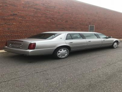 2004 Cadillac S\u0026S Cadillac Six Door Limousine & Cadillac S\u0026S Cadillac Six Door Limousine Limousine CWCoach