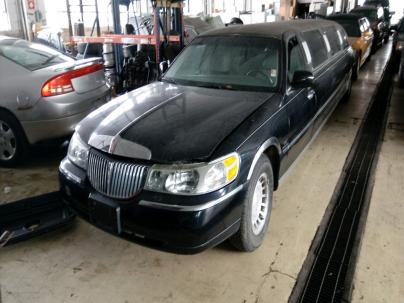 Lincoln Tiffany Town Car Limousine Cwcoach